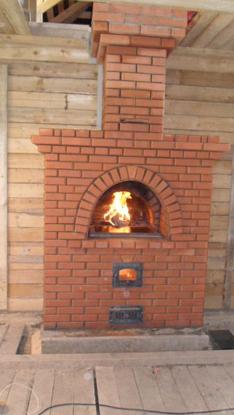 Types of brick furnaces